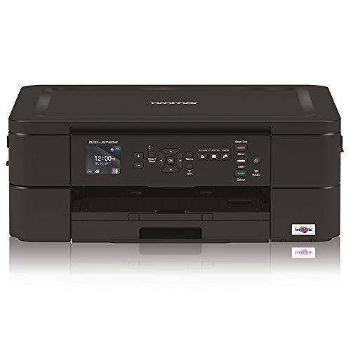 Brother DCP-J572DW 3-in-1 Tinten-Multifunktionsgerät (Drucker, Scanner, Kopierer)