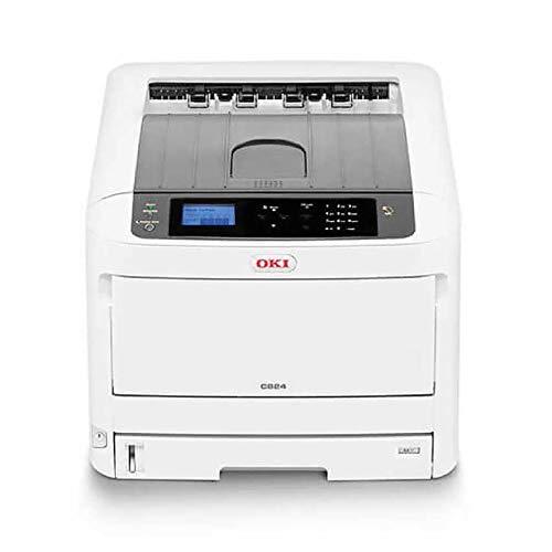 Canon Multifunktionsdrucker i-SENSYS MF744Cdw Laser Farbe 4 in 1 - drucken kopieren scannen faxen - (WLAN, LAN, USB, LCD TOUCH) hellgrau