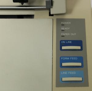 Bedienung des Druckers konnte im Test nicht überzeugen. Ein Testsieger sieht anders aus.