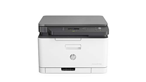 HP Color Laser 178nwg Multifunktions-Farblaserdrucker (Drucker, Scanner, Kopierer, WLAN, Airprint)