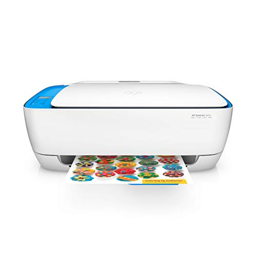 HP DeskJet 3639 Multifunktionsdrucker (Instant Ink, Drucker, Scanner, Kopierer, WLAN, Airprint) mit 2 Probemonaten HP Instant Ink inklusive