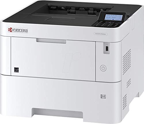 Kyocera Klimaschutz-System Ecosys P3145dn Laserdrucker: Schwarz-Weiß, Duplex-Einheit, 45 Seiten pro Minute. Inkl. Mobile Print Funktion